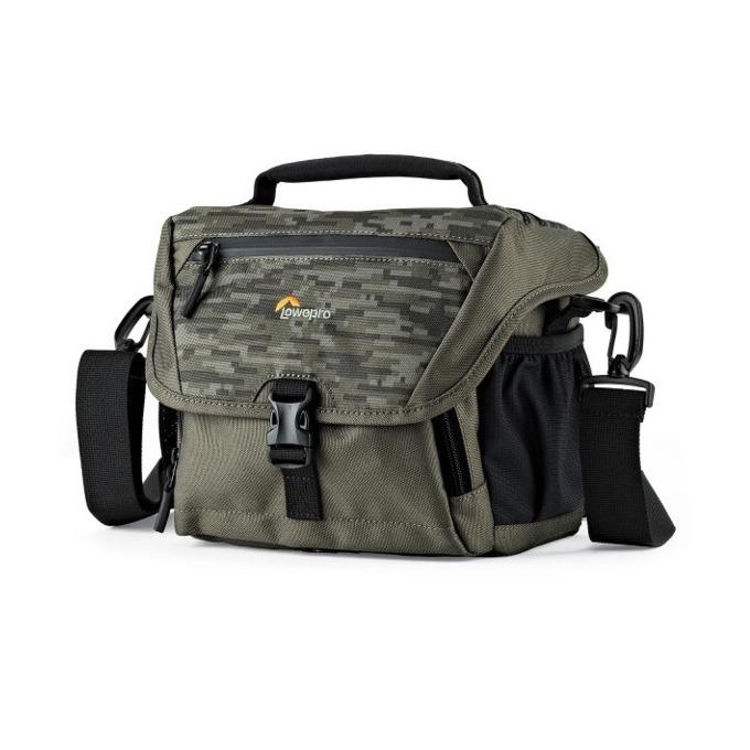 Чанта за фотоапарат Lowepro Nova 160 AW II Pixel Camo, за DSLR фотоапарати и обективи, камуфлаж image