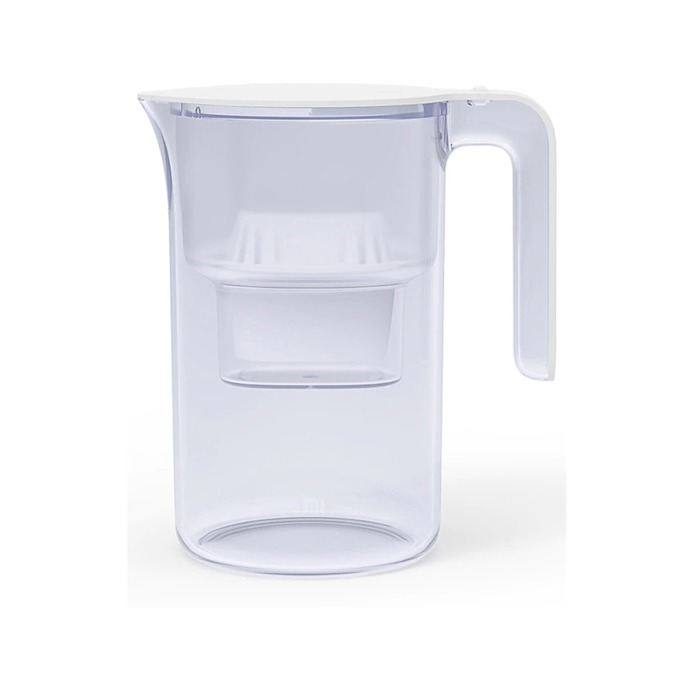 Кана Xiaomi Mi Water Filter Pitcher, 2 л. обем, трислоен филтър, бяла image