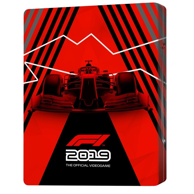 F1 2019 - Anniversary SteelBook Edition (Xbox One) product