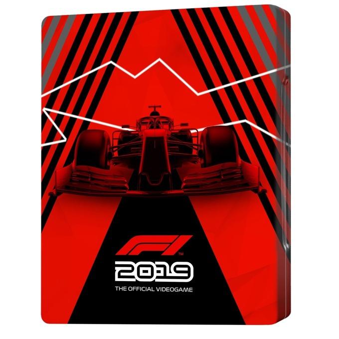Игра за конзола F1 2019 - Anniversary SteelBook Edition, за Xbox One image