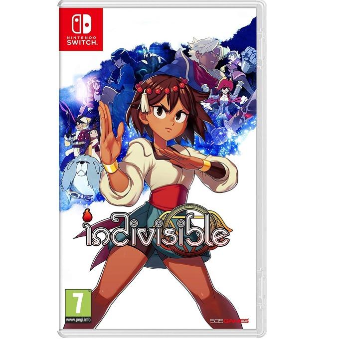 Игра за конзола Indivisible, за Nintendo Switch image