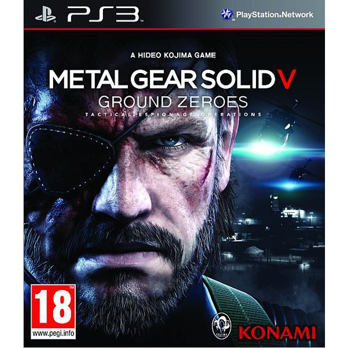 Metal Gear Solid V: Ground Zeroes, за PlayStation 3 image