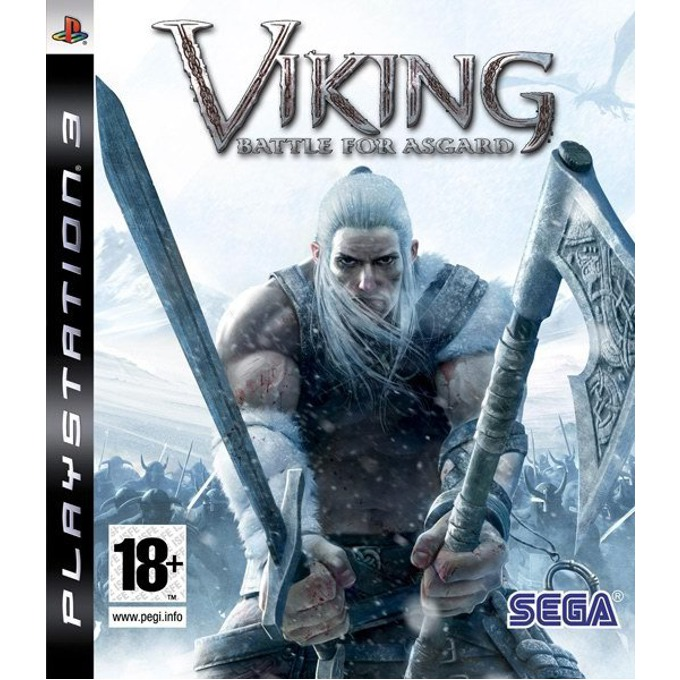 Игра за конзола Viking Battle For Asgard, за PlayStation 3 image
