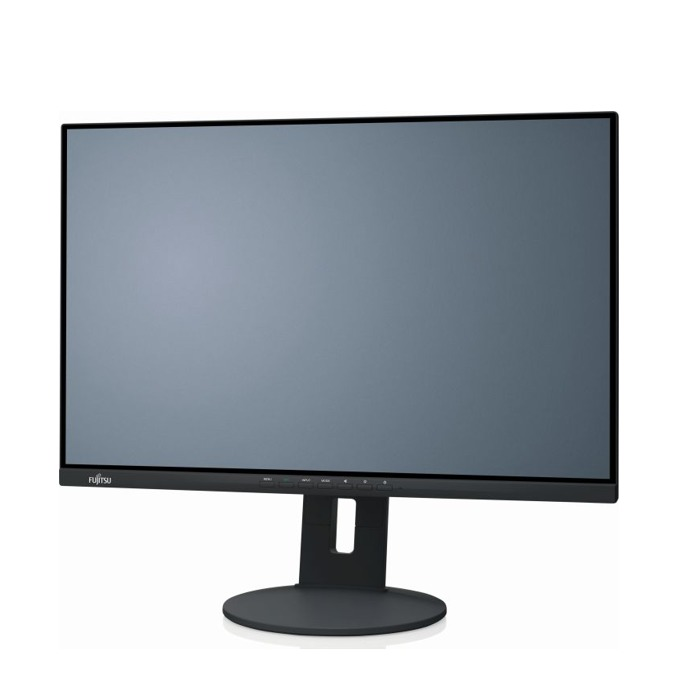 "Монитор Fujitsu B24-9 WS, EU, (S26361-K1684-V160), 24"" (60.96 cm) IPS панел, WUXGA, 5ms, 20,000,000:1, 300 cd/m2, DisplayPort, HDMI, VGA, USB image"
