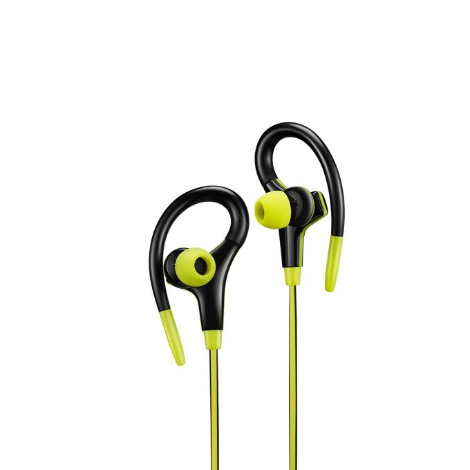 Слушалки Canyon CNS-SEP2L, микрофон, черни/жълти image
