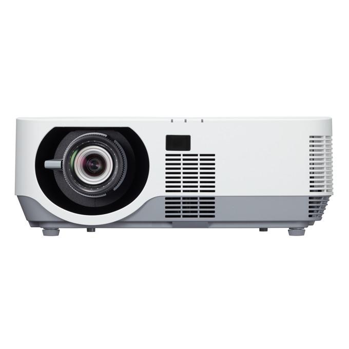 Проектор NEC P502W, DLP, Full HD (1920 x 1080), 6 000:1, 5000 lm, HDBaseT, 2x HDMI, RJ45, RS-232, 1x20W image