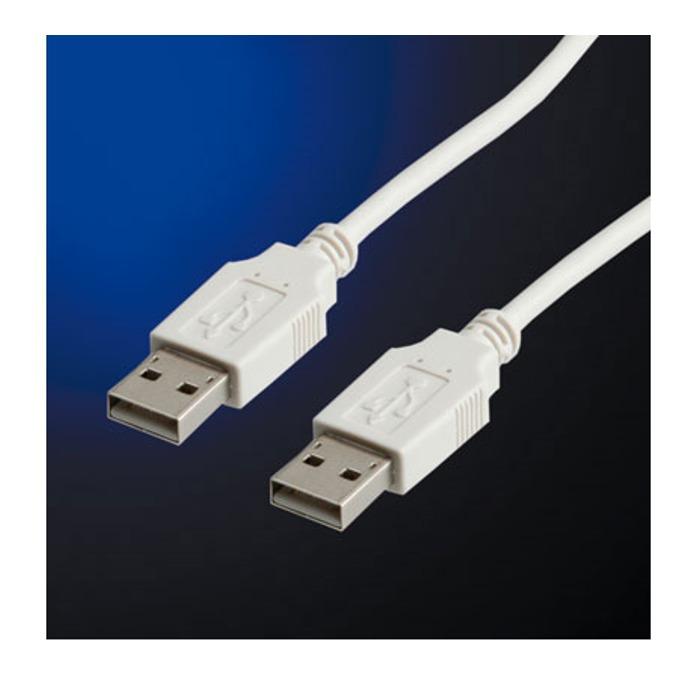 Roline USB A(м) към USB A(м) 0.8m 11.99.8908