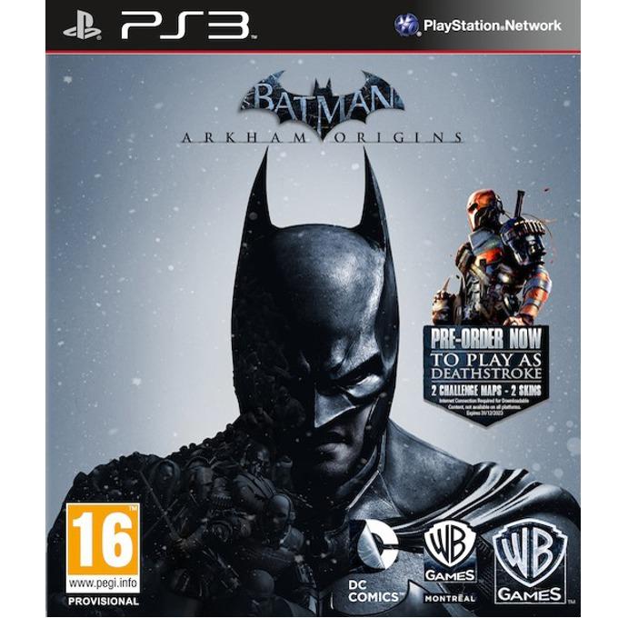 Batman: Arkham Origins, за PlayStation 3 image