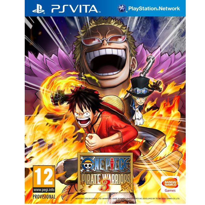One Piece Pirate Warriors 3, за PSVITA image