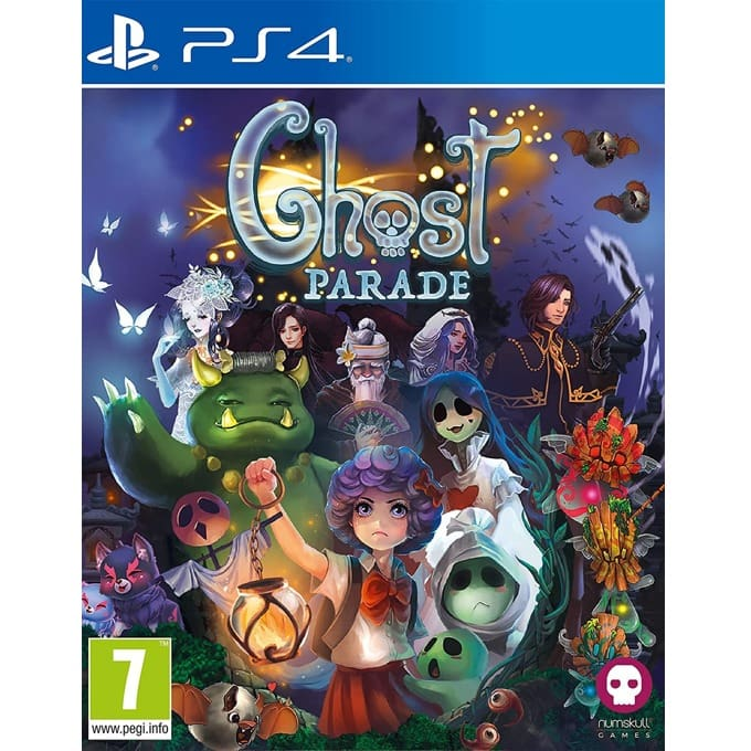 Ghost Parade PS4 product
