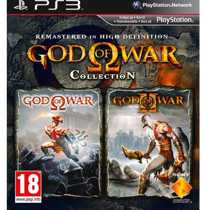 Игра за конзола God of War Collection, за PlayStation 3 image