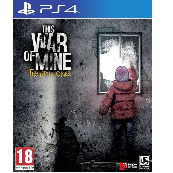 This War Of Mine: The Little Ones, за PS4 image