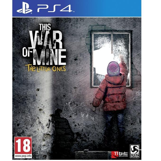 Игра за конзола This War Of Mine: The Little Ones, за PS4 image