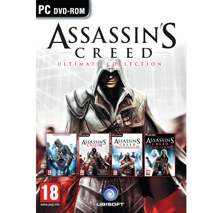 Игра Assassins Creed Ultimate Collection, за PC image