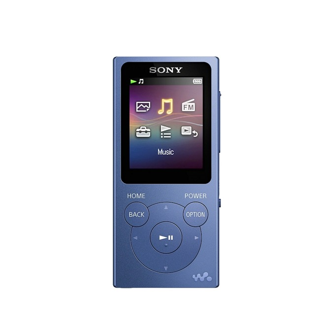 Sony NW-E394, 8GB, Blue
