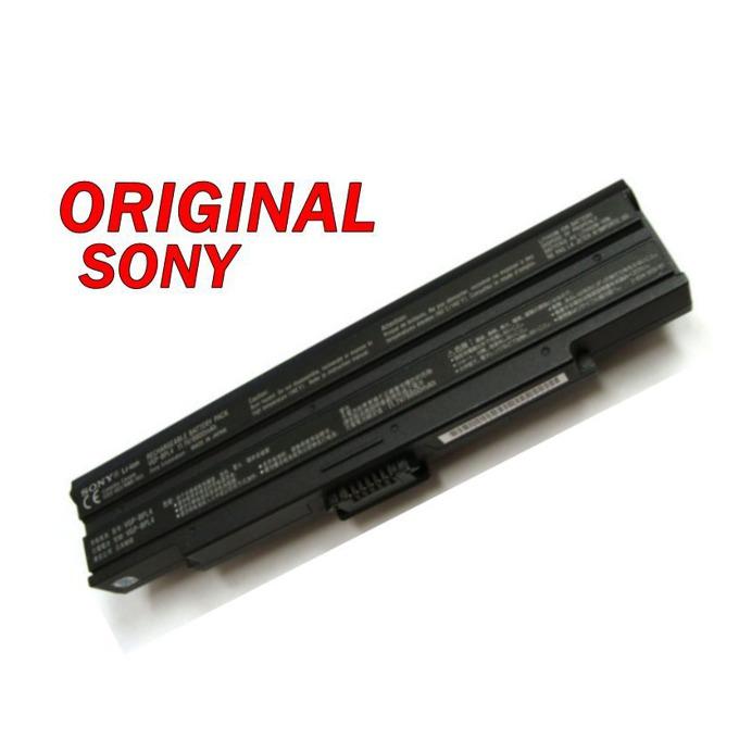 Батерия (оригинална) SONY Vaio, съвместима с VGN-BX/VGN-AX, 12cell, 11.1V, 8800mAh image