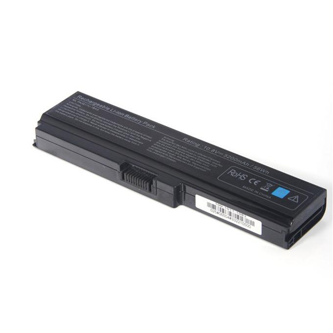 Батерия (заместител) за лаптоп Toshiba Satellite U405 U405D U500 U505 M500 M505 Series, 6 cells, 10.8V , 5200mAh image
