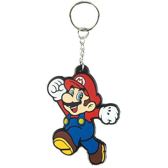 Ключодържател Bioworld Nintendo Super Mario  image