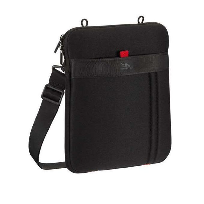 """Чанта за таблет Rivacase 5109 до 9.7"""" (24.64cm), полиестер, черна image"""