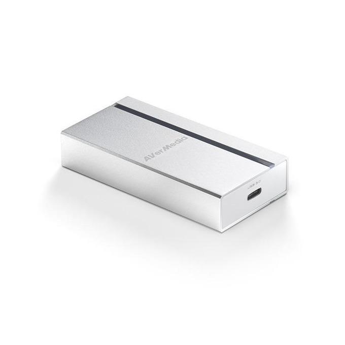 Конвертор AverMedia ExtremeCap UVC, от HDMI(ж) към USB-C(ж), бял image
