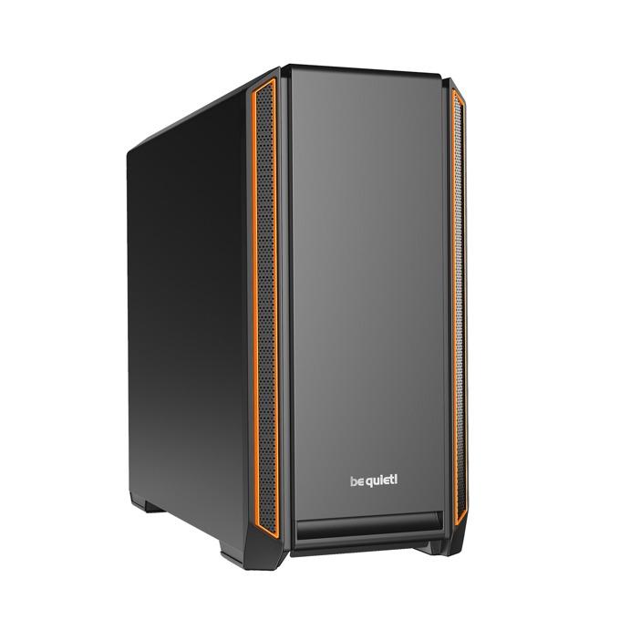 Кутия Be Quiet SILENT BASE 601, ATX, M-ATX, E-ATX, Mini-ITX, 1x 1x USB 3.0, 2x USB 2.0, черна, без захранване image
