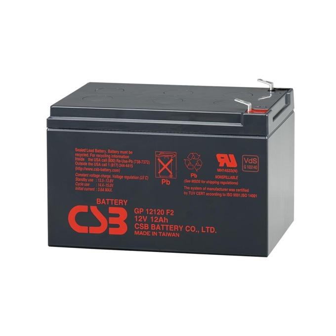 Акумулаторна батерия CSB, 12V, 12Ah image