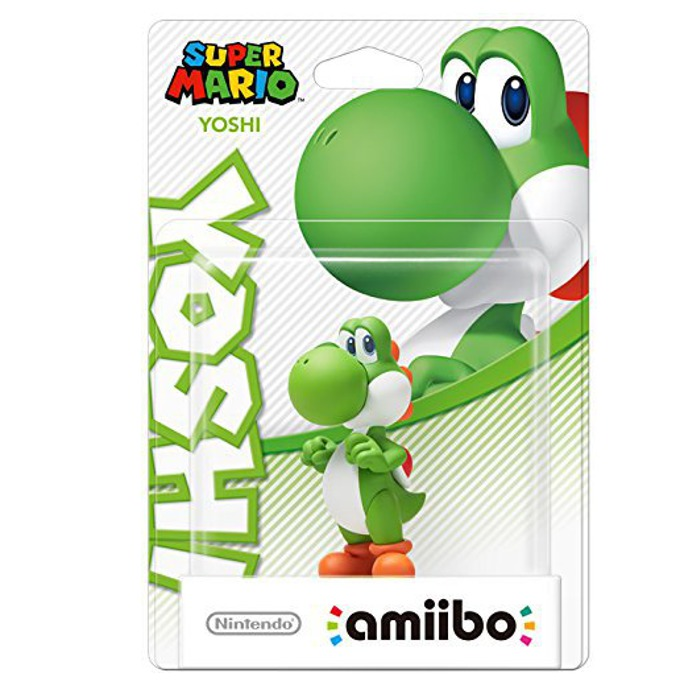 Nintendo Amiibo - Yoshi, за Nintendo 3DS/2DS, Wii U image