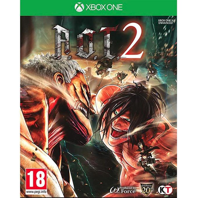 Игра за конзола Attack on Titan 2, за Xbox One image