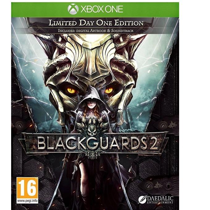 Игра за конзола Blackguards 2, за Xbox One image