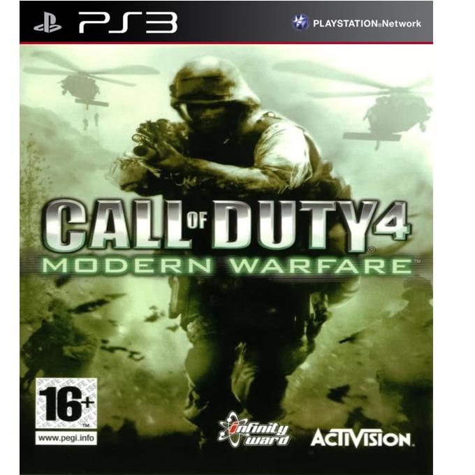 Call of Duty 4: Modern Warfare, за PlayStation 3 image