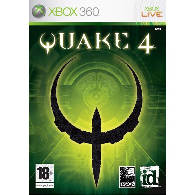 Игра за конзола Quake 4, за XBOX360 image
