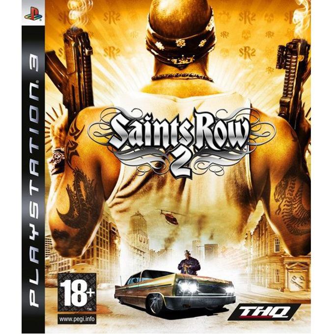 Игра за конзола Saint's Row 2, за PlayStation 3 image