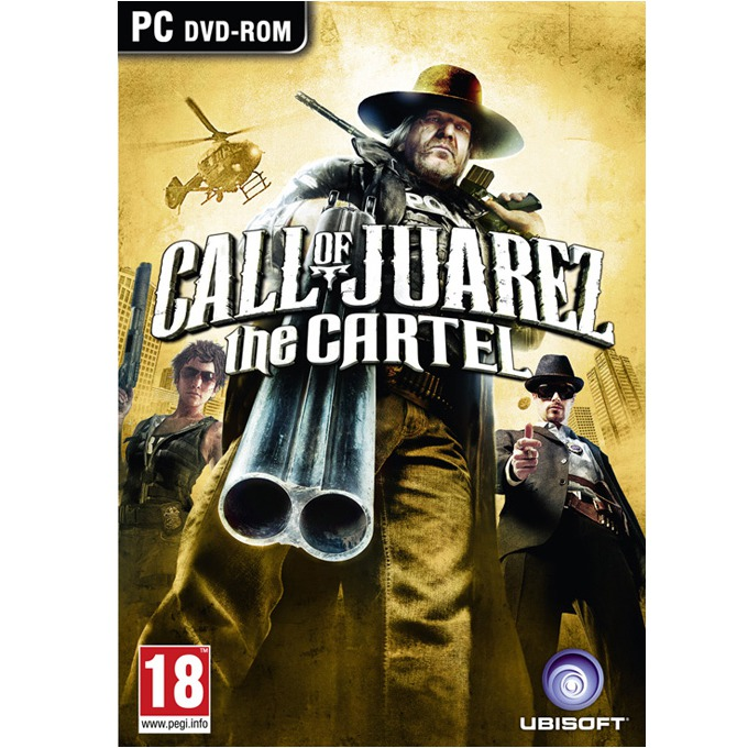 Игра Call of Juarez The Cartel, за PC image