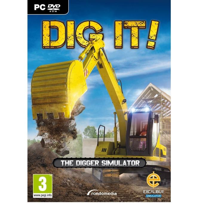 Игра Dig It!, за PC image
