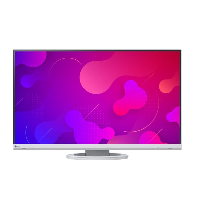 """Монитор EIZO EV2760-WT, 27"""" (68.58 cm) IPS панел, WQHD, 5ms, 350 cd/m2, DisplayPort, HDMI, DVI, 4x USB 3.1 image"""