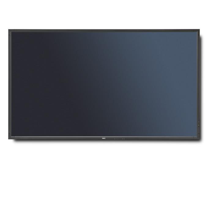 "Публичен дисплей NEC V801, 80""(203.2 cm), Full HD VA LED, VGA, HDMI, DVI-D, DisplayPort, RS232, LAN image"