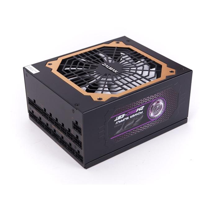 Захранване Zalman ZM850-EBT, 850W, 80+ Gold, изцяло модулно, 140mm вентилатор image