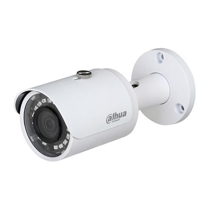 """IP камера Dahua IPC-HFW1420S-0360B, насочена """"bullet"""", 4 Mpix(2688x1520@20FPS), 3.6 mm обектив, H.264+/H.264, IR осветеност(до 30 метра), външна IP67 защита от вода, PoE, RJ-45 image"""