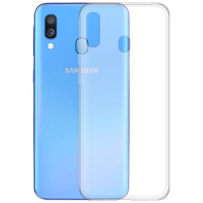 Силиконов гръб Samsung Galaxy A40 slim Прозрачен