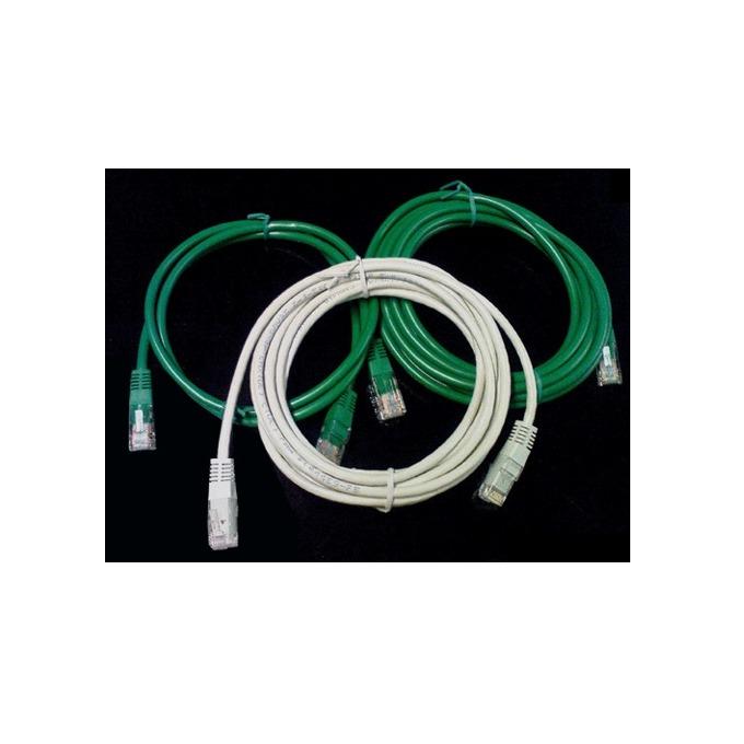 Пач кабел ACnetPLUS, UTP, Cat 5e, 3m, зелен image