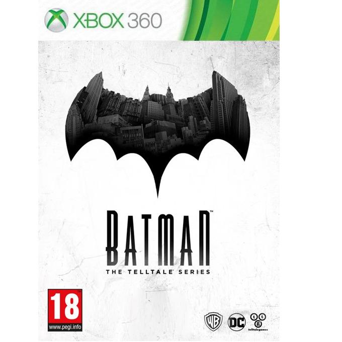 Игра за конзола Batman: The Telltale Series, за Xbox 360 image