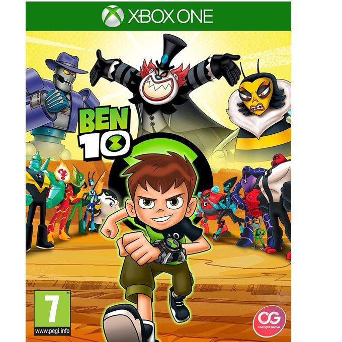 Игра за конзола Ben 10, за Xbox One image