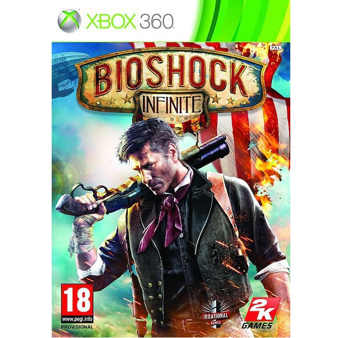 BioShock Infinite, за XBOX360 image