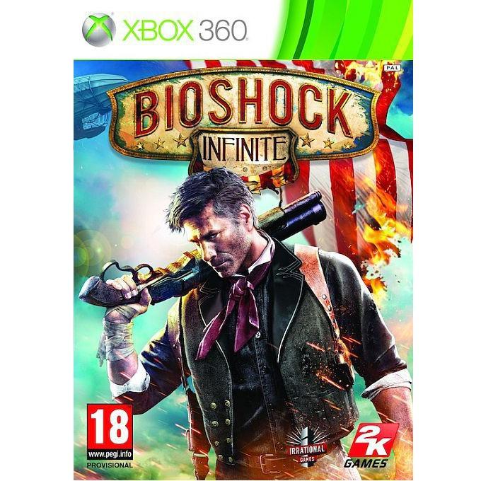 Игра за конзола BioShock Infinite, за XBOX360 image