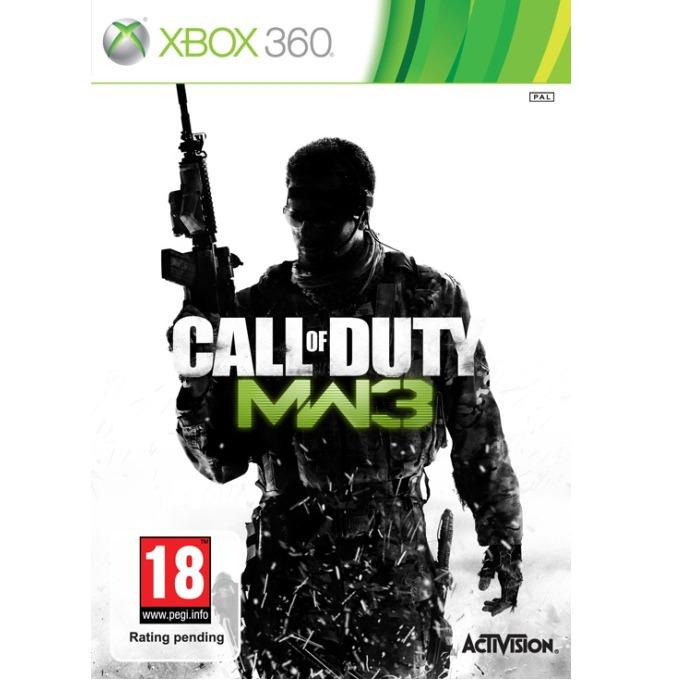 Игра за конзола Call of Duty: Modern Warfare 3, за XBOX360 image