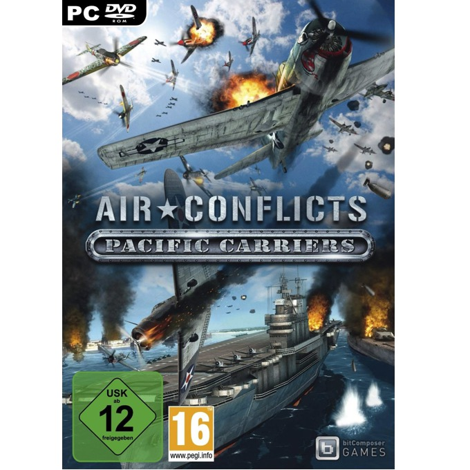 Air Conflicts: Pacific Carriers, за PC image