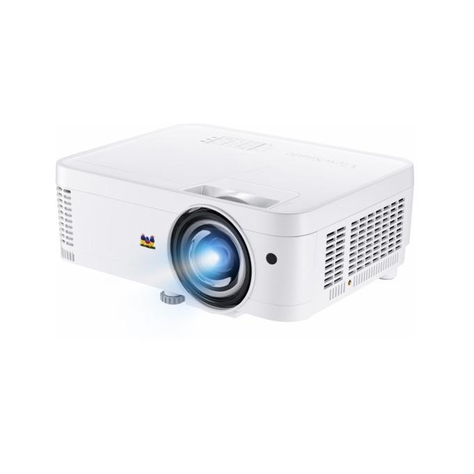 Проектор ViewSonic PS501W, DLP, WXGA (1280x800), 22 000:1, 3500 lm, 1x HDMI, 2x VGA, 1x USB A, RS232 image