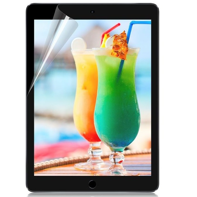Защитно фолио Devia Glossy за дисплея на iPad Pro 9.7, iPad Air 2, iPad Air, прозрачно  image