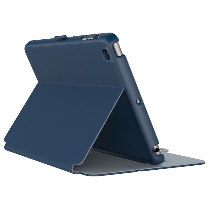 "Калъф тип ""бележник"" Speck StyleFolio за iPad Mini 4, тъмносин image"