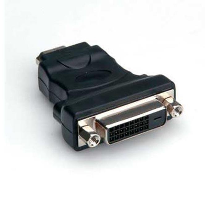 Преходник HDMI(м) към  DVI(ж) image
